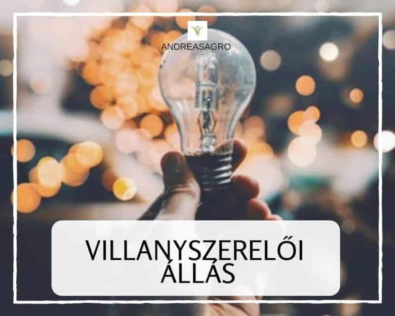 villanyszereloi allas | Kulfoldi Munka | AndreasAgro