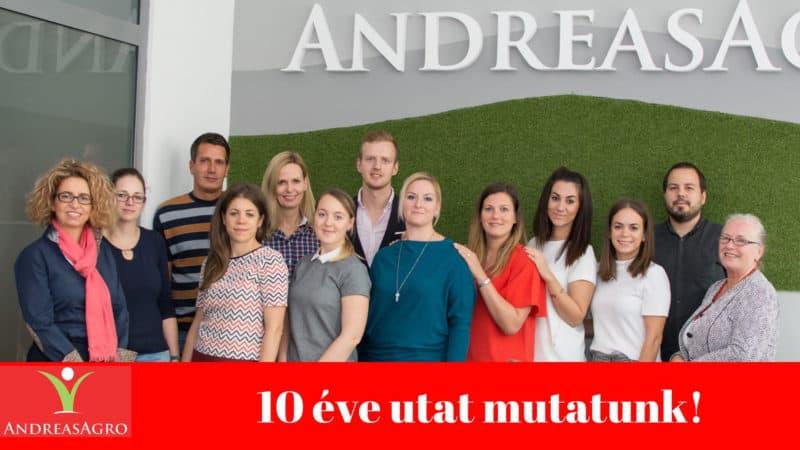 AndreasAgro | Külföldi Munka