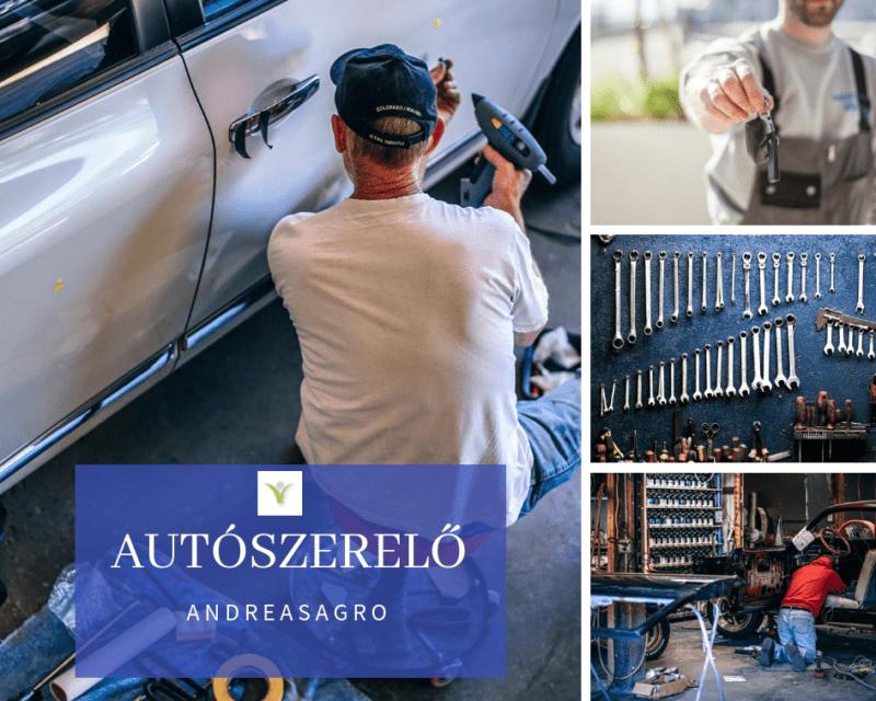 Autoszerelo | Kulfoldi Munka | AndreasAgro